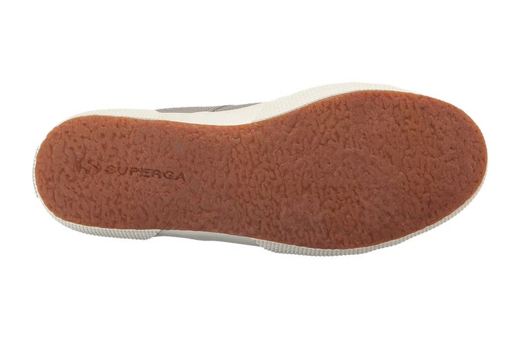 Superga Unisex 2750-Cotu Classic Shoe (Grey, Size 37 EU)