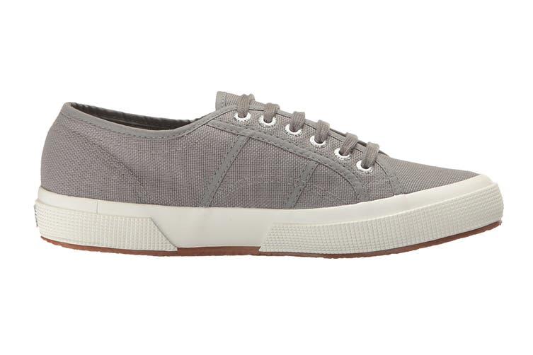 Superga Unisex 2750-Cotu Classic Shoe (Grey, Size 42 EU)