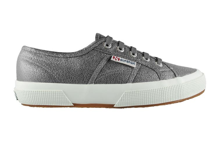 Superga Women's 2750 Lamew Shoe (Gunmetal, Size 35 EU)