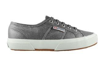 Superga Women's 2750 Lamew Shoe (Gunmetal, Size 39 EU)