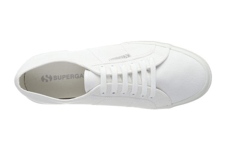 Superga Unisex 2750 Lamew Shoe (Total White, Size 36 EU)