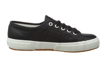 Superga Women's 2750 Lamew Shoe (Black)