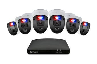 Swann Enforcer 6 Camera 8 Channel 1080p Full HD DVR Security System