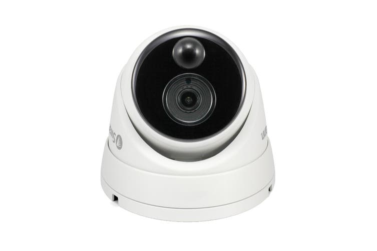 Swann 8 Channel 5MP Super HD 2TB DVR with 6 x Heat & Motion Sensing + Night Vision Cameras (SWDVK-849804B2D-AU)