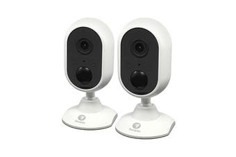 Swann 1080p Alert Indoor Security Camera - Twin Pack
