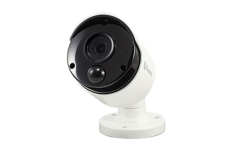 Swann 4K Ultra HD True Detect Thermal Sensing Bullet Camera with IR Night Vision (SWNHD-885MSB-AU)