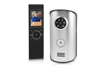 "Swann Doorphone with Wireless Video and Portable 2.4"" Monitor (SWWHD-DP890C)"