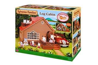 Sylvanian Families Log Cabin Playset