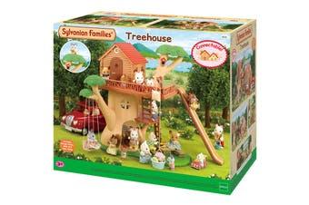 Sylvanian Families Treehouse Playset