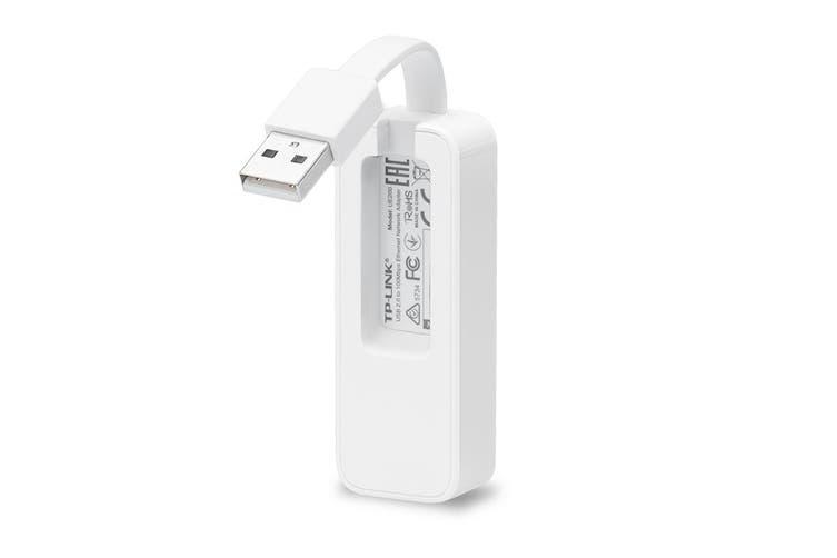 TP-Link USB 100Mbps 2.0 Ethernet Network Adapter (TL-UE200)