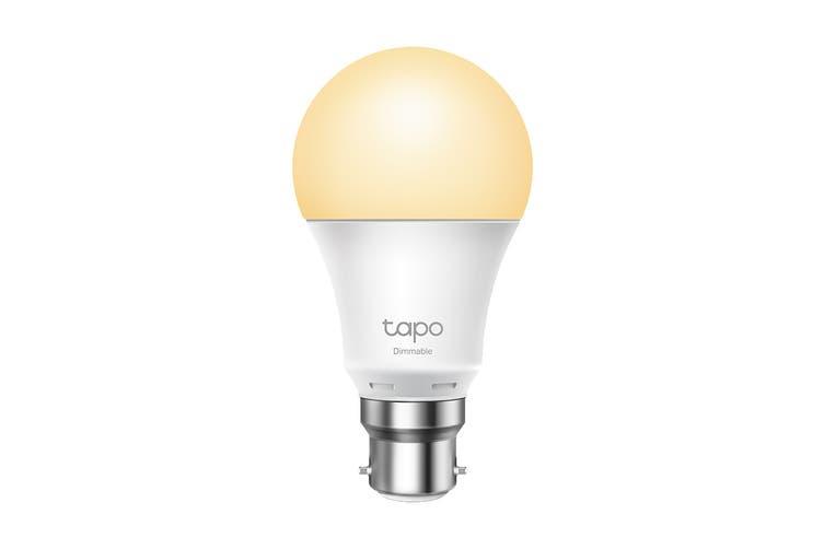TP-Link Tapo Smart Wi-Fi Dimmable Light Bulb - B22 base (L510B)
