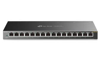 TP-Link 16-Port Gigabit Unmanaged Pro Switch (TL-SG116E)