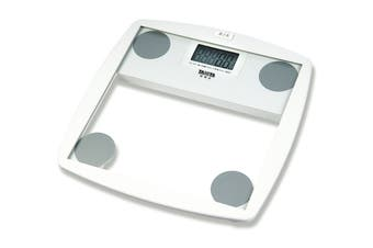 Tanita HD-355 Glass Bathroom Scale - White (53356)