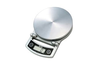 Tanita KD-400 Compact Lithium Stainless Steel Digital Scale (54400)