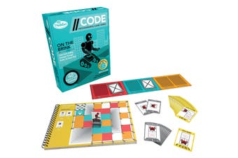 ThinkFun //CODE: On the Brink Programming Game