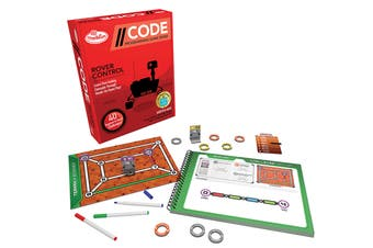 ThinkFun //CODE: Rover Control Programming Game
