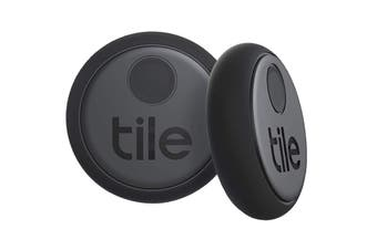 Tile Sticker Bluetooth Tracker (2020) - 2 Pack