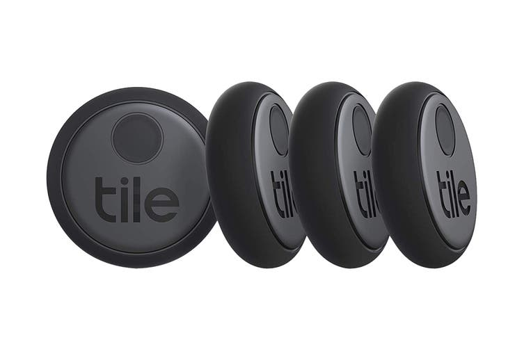 Tile Sticker Bluetooth Tracker (2020) - 4 Pack