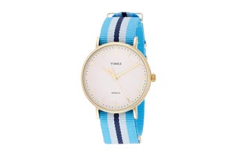Timex Unisex Weekender Fairfield Watch (Blue/Navy Blue/White)