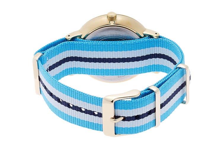Timex Unisex Weekender Fairfield Watch (Blue/Navy Blue/White)