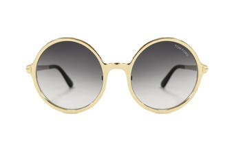 Tom Ford FT0572 Sunglasses (Shiny, Size 57-21-140) - Gradient