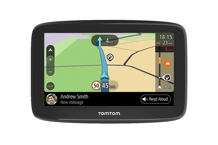 """TomTom GO Supreme 6"""" GPS Navigation System (4606630)"""