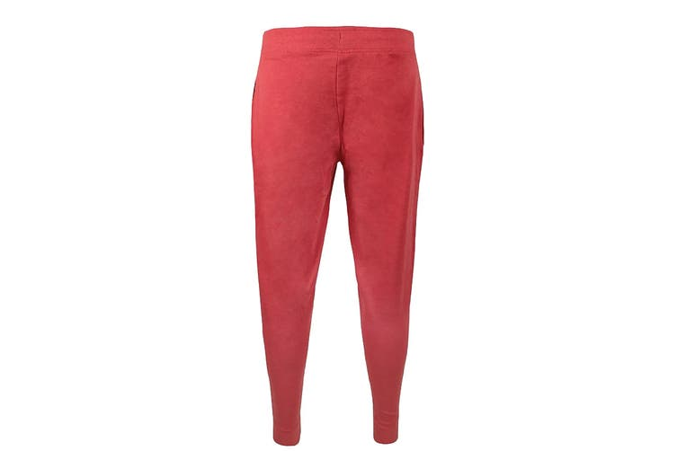 Tommy Hilfiger Men's Op French Terry Jogger (Deep Red, Size S)