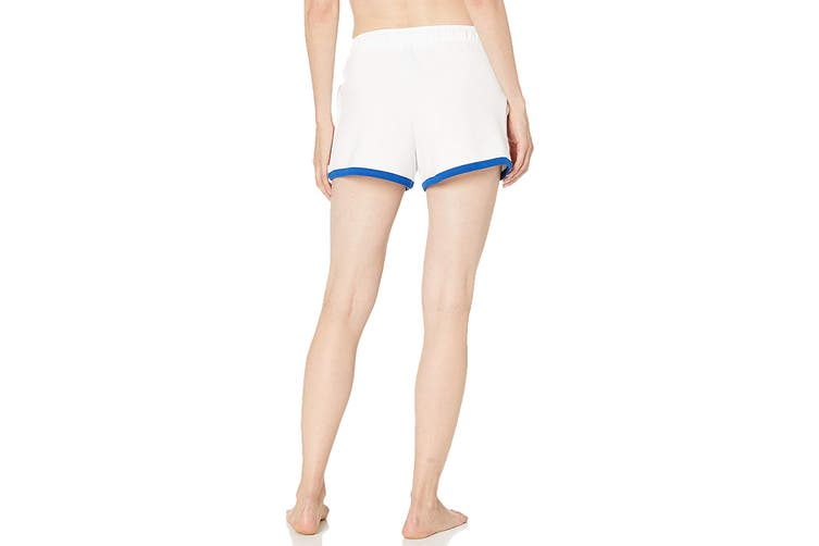 Tommy Hilfiger Women's PJ Short (Bright White, Size XS)