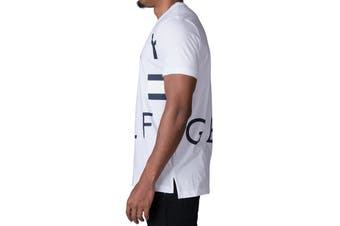 Tommy Hilfiger Men's Modern Essentials 100% Cotton Tee (White)