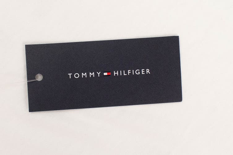 Tommy Hilfiger Men's Tank Top (White, Size S)