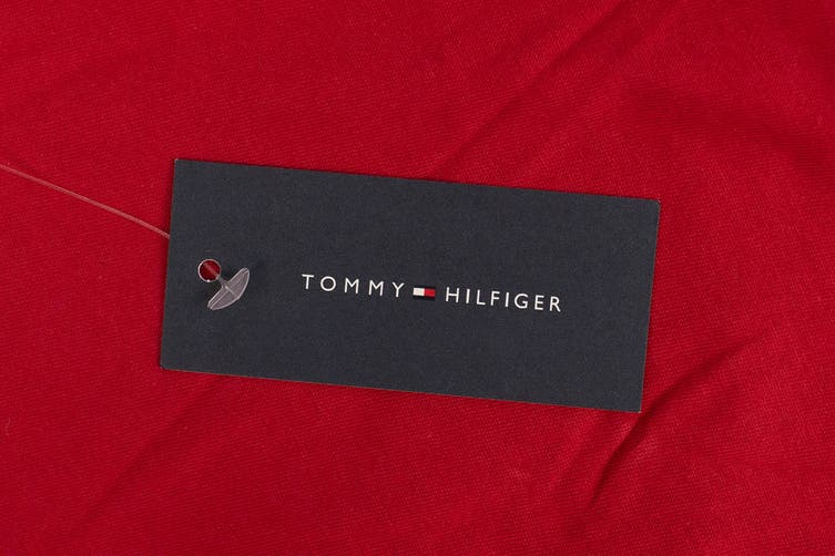 Tommy Hilfiger Men's Modern Tank Top (Mahogany, Size L)