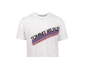 Tommy Hilfiger Men's Modern Essentials T-Shirt (White)