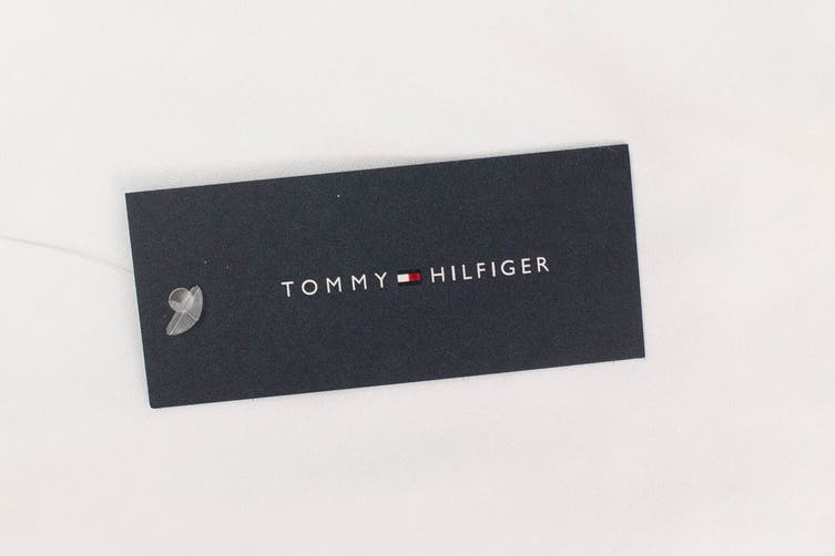 Tommy Hilfiger Men's Modern Essentials T-Shirt (White, Size XL)