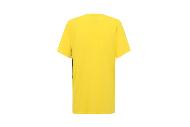 Tommy Hilfiger Men's Modern Essentials Logo Tee (Sunlight, Size L)