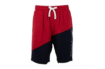 Tommy Hilfiger Men's Modern Essentials Shorts (Mahogany, Size L)