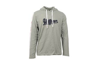Tommy Hilfiger Men's Modern Essentials Hoodie (Grey Heather)