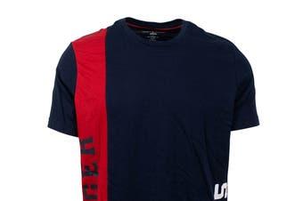Tommy Hilfiger Men's Modern Essentials 1985 T-Shirt (Dark Navy)