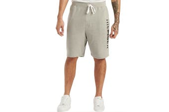 Tommy Hilfiger Men's Op French Terry Sleep Short (Grey Heather)
