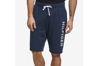 Tommy Hilfiger Men's Op French Terry Sleep Short (Dark Navy)