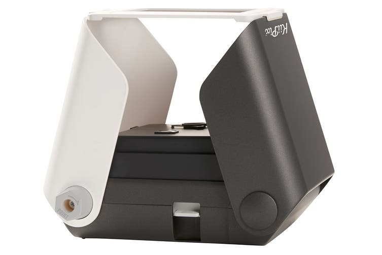 TOMY KiiPix  Smart Phone Printer- Jet Black