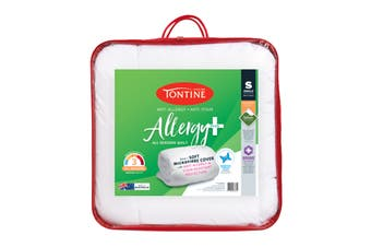Tontine Allergy Plus Anti-Allergy & Anti-Stain Quilt (Double)