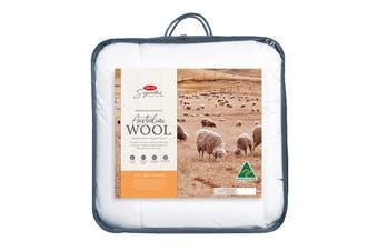 Tontine Signature Super Warm Australian Wool Quilt (King)