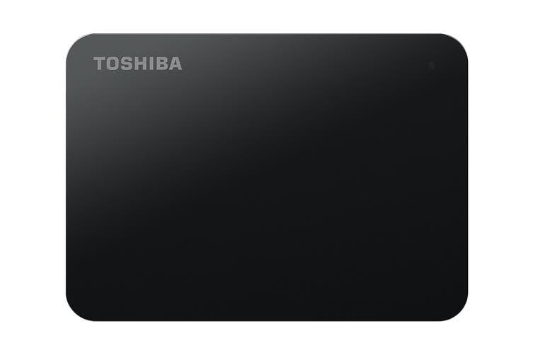 Toshiba Canvio Basics A3 USB 3.0 Portable External Hard Drive 2TB - Black (HDTB420AK3AA)
