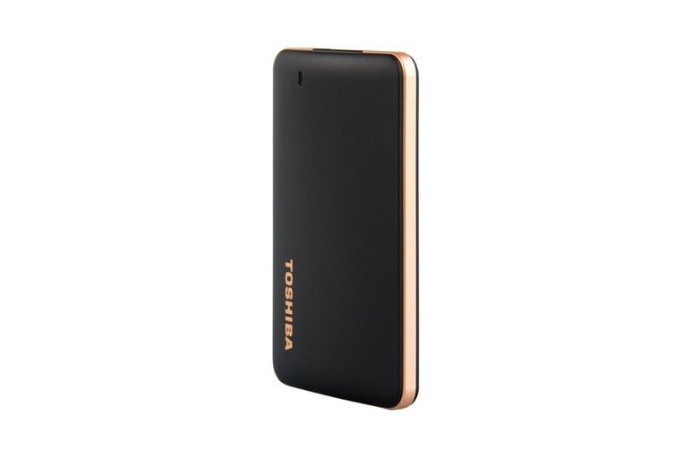 Toshiba X10 500GB Portable SSD USB 3.1 (PA5284A-1MDG)