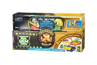 Treasure X S3 Aliens vs Kings Variety Pack