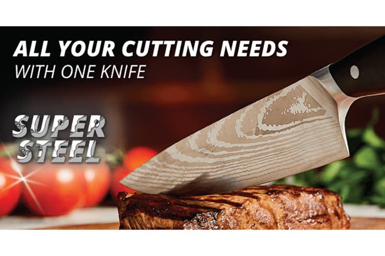 Trusted Butcher 20cm Chef Knife