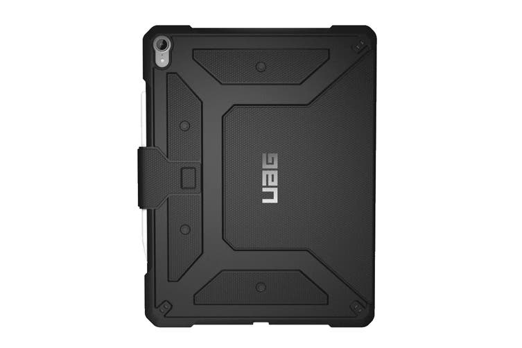 UAG Metropolis Series iPad Pro 12.9-inch (3rd Gen) Case - Black