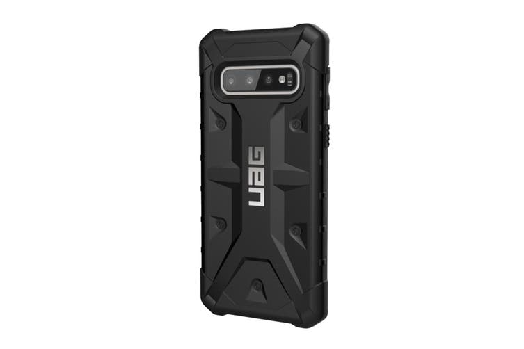 UAG Pathfinder Series Samsung S10 Case - Black