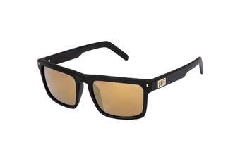 UNIT Men's Primer Sunglasses (Black- Revogold)