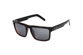 UNIT Men's Primer Sunglasses (Brown Tort- Grey)